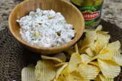 Pickle Cream Cheese Spread