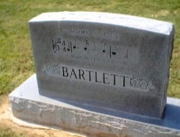 The hymn's writer, E.M. Bartlett, wrote 'Victory In Jesus' while bedridden.  It is a fitting epitaph, a last will and testament that can speak to each of us as we ponder the many struggles we have in this life.