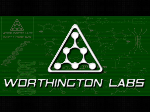 """Mysterious Break-In at Worthington Labs."""