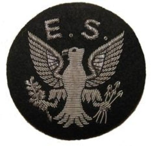 The Squadron crest of the Eagle Squadron