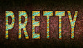 Create Pretty Text with Custom Shapes and Clipping Masks in Photoshop