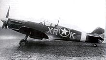 Yes, a real Spitfire in US markings! 133 Squadron became 335 combat squadron of the US Air force