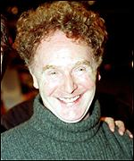 Malcolm McLaren former manager of the Sex pistols(QUIT BEFORE THE SHOW STARTED)