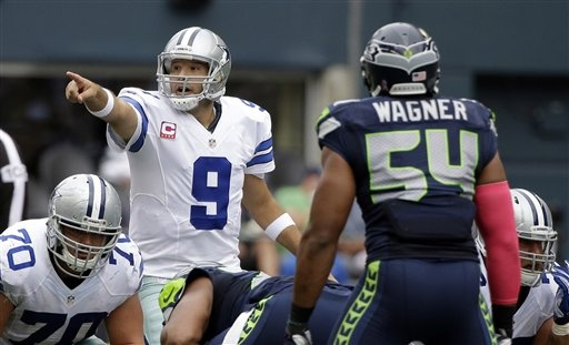 I think this is the year Romo leads the Cowboys to the Super Bowl.