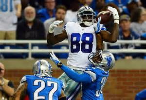 Dez Bryant and the Cowboys won't need help from the refs to beat the Lions in this playoff rematch.