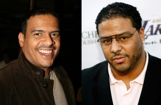 Christopher Williams and Al B. Sure