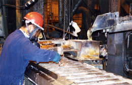 Globalization enriches the industrial sector