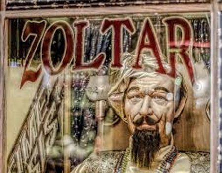 Zoltar - The Answer to Dreams.