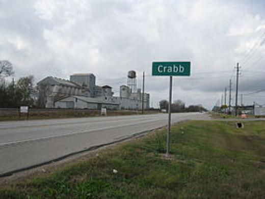 Crabb Texas