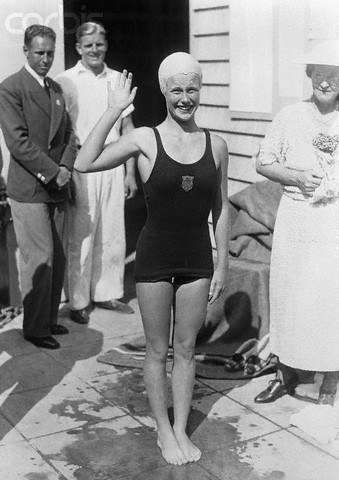 Marjorie Gestring Olympic Diver