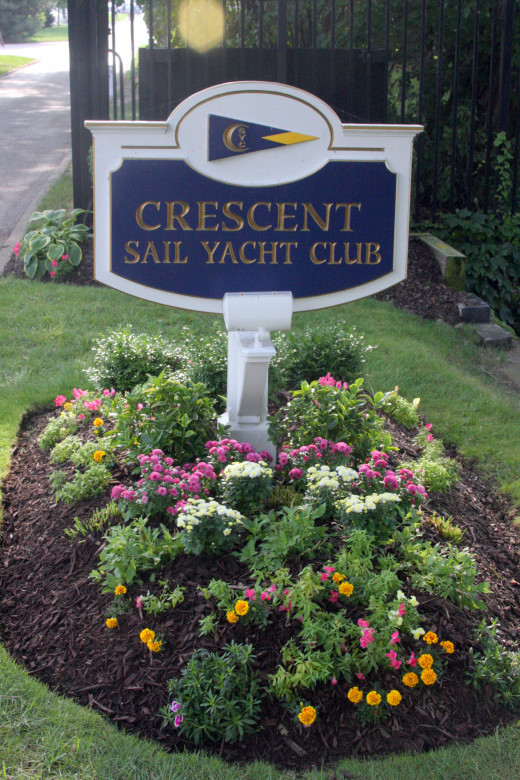 Crescent Sail YC Regatta August 29, 2015
