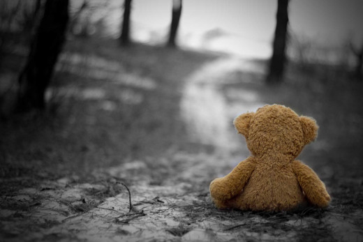 Sadness, Please Fade Away