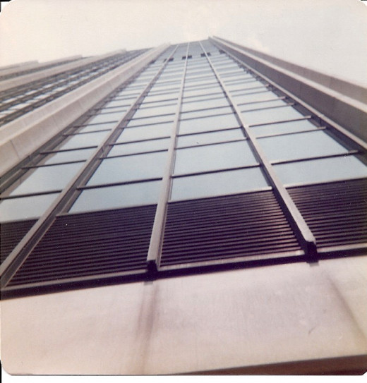 The Citybank Building, New York 1979.