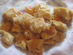 Fried Cream Cheese Wontons
