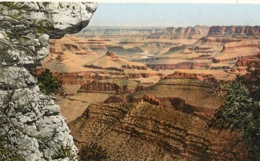 Grand Canyon circa 1903