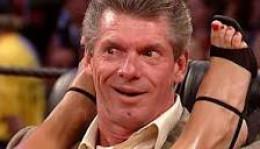 Vince Mcmahon, CEO, World Wrestling Entertainment.