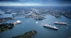 Two of many famous attractions include the Sydney Opera House, and the Sydney Harbour Bridge.