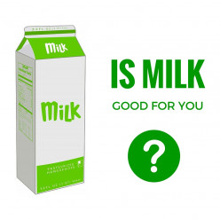 Is milk good for you or is it a conspiracy?