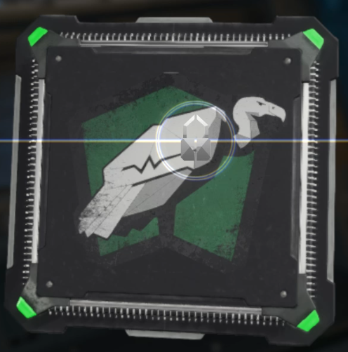 The transparent lock symbol indicates that a high enough level to unlock this perk has not yet been reached.