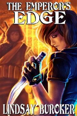 Book Review: The Emperor's Edge