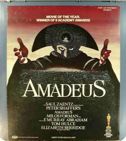 """A Wacky Mozart in """"Amadeus"""""""