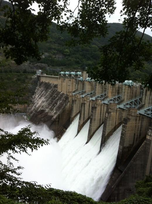 Chungju Dam