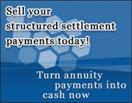 Companies that purchased structured settlements are being accused of taking advantage of poor people.