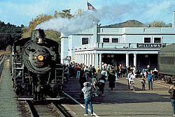 Grand Canyon Railway, Williams, Arizona Depot