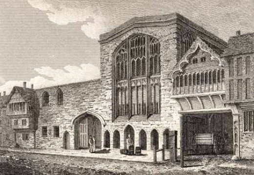 Coventry Guildhall 1812