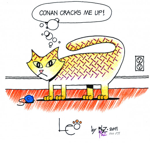 Cartoon by Rick Zimmerman