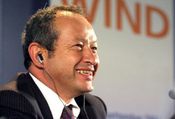 Do you think Italy or Greece will sell an island to Mr. Sawiris for him to donate to the refugees?