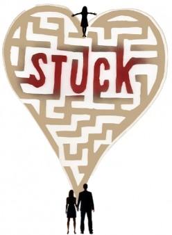 I am stuck