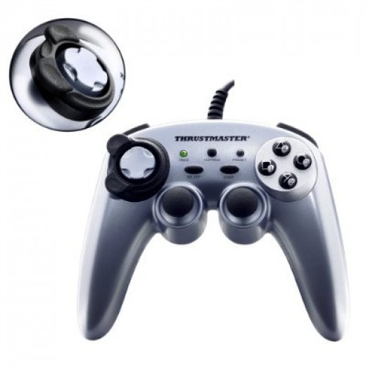 Thrustmaster PC Controller Gamepad for PS3, PS2 and PC