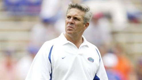 Ron Zook, once a position coach for Steve Spurrier at Florida, then went on his way and was hired to replace Spurrier and ended up at Illinois. I do not know his whereabouts today.