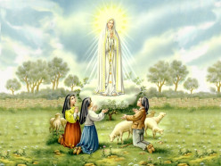 The Shrine of Our Lady of Fatima is now one of the most famous Marian shrines in the world.