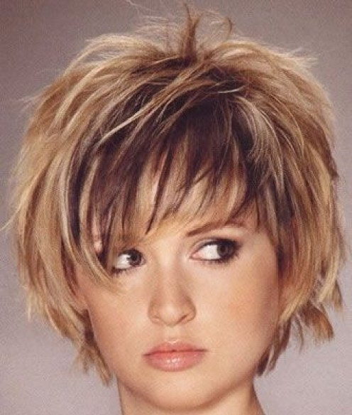 Cute Short Hairstyles For Thick Hair winter 2010