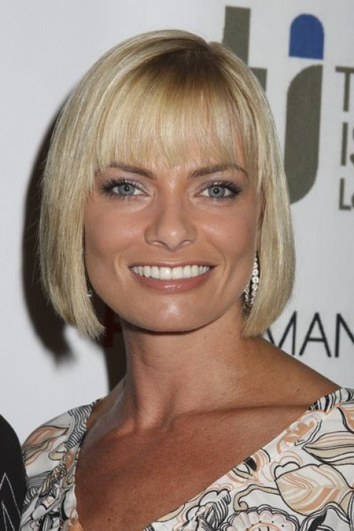 fine hair short hairstyle