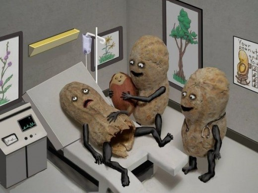 """But this is a WALNUT! Who is he, you floozy?!"""