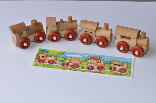 Making wooden toys is a craft.
