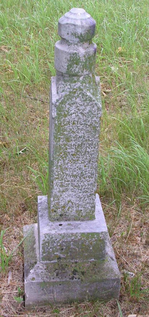 Headstone of L.S. Kessler, Valley View Cemetery