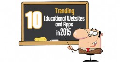 10 Trending Educational Websites and Apps in 2015