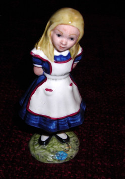Beswick Figurines - Alice in Wonderland Series: Great Collectable Presents