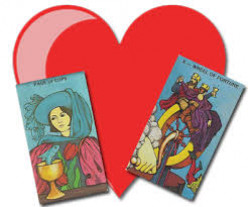 10 Best Tarot Cards to appear in a Love Reading