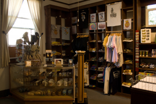 Spud Seller Gift Shop At Idaho Potato Museum