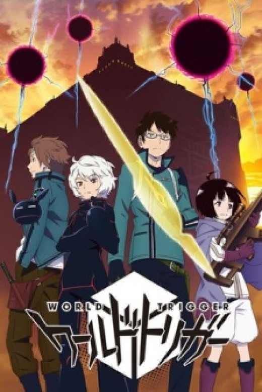 World Trigger: Fugitives From Another World