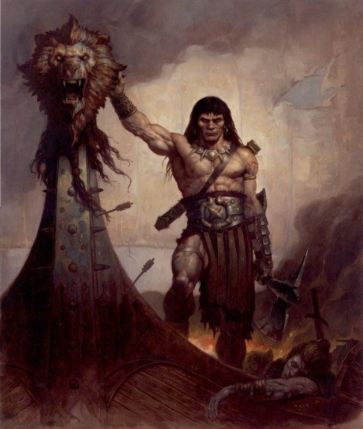 Let the awesome work of Brom inspire you as well!