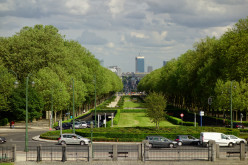 Elisabeth Park, Brussels