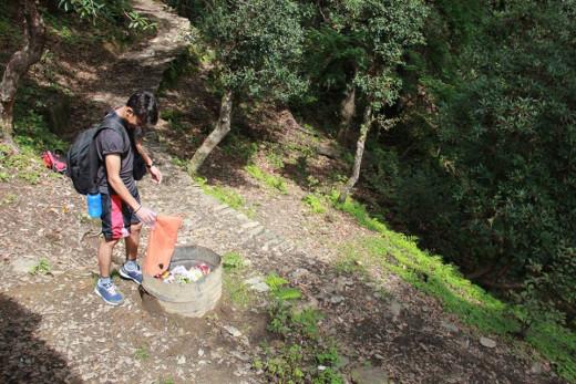 Manoj Bhandari was awarded as the ''Eco Friendly Guy''