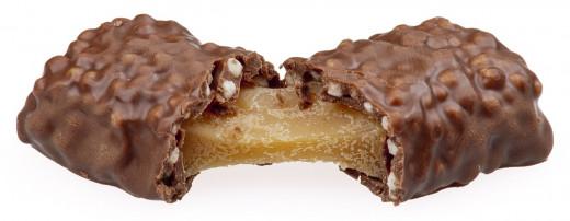 Gooey Chocolate bars are irresistible