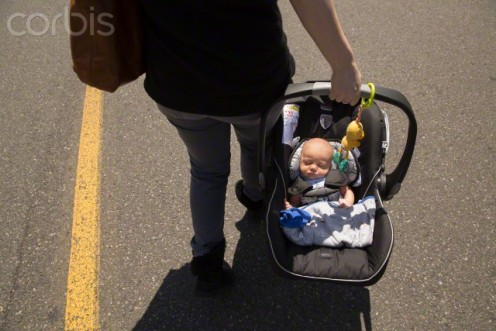 Babies: The go everywhere, see everything buddy.